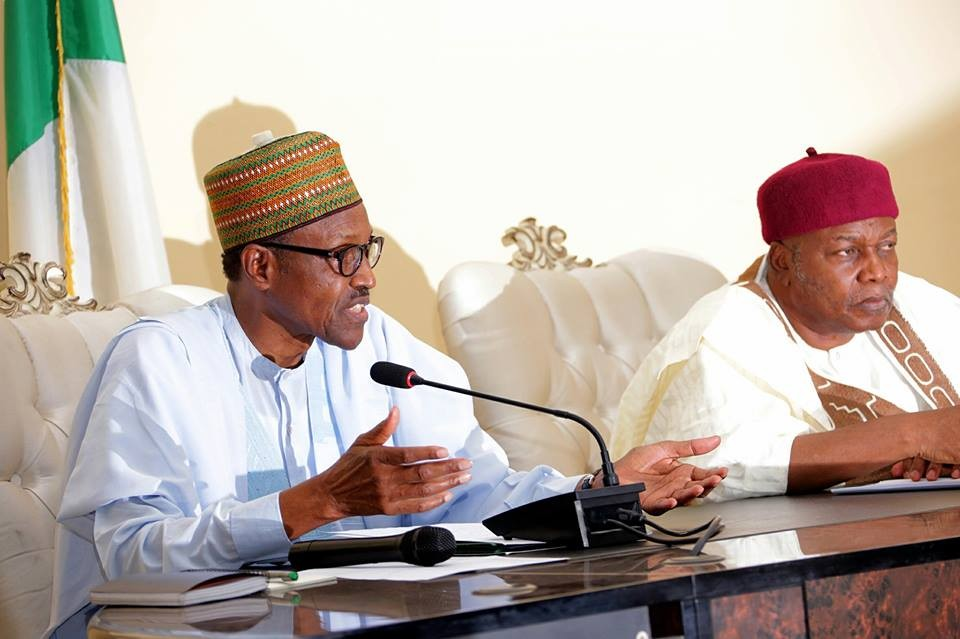 Ethnic clashes: President Buhari visits Taraba (photos)