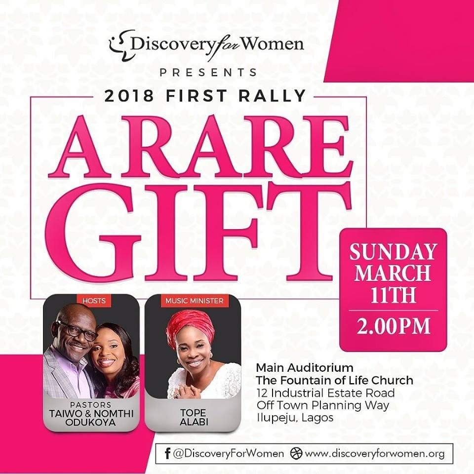 Discovery for Women Returns with her 1st Rally in 2018