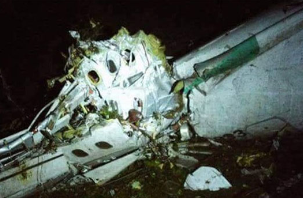 Russian plane crash kills 32 people?in Syria
