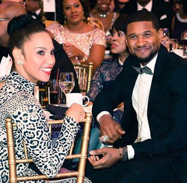 Usher and wife call it quits amid herpes lawsuit
