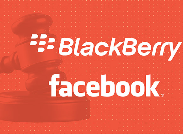 BlackBerry sues Facebook,?WhatsApp and Instagram?for infringing on its messaging patents