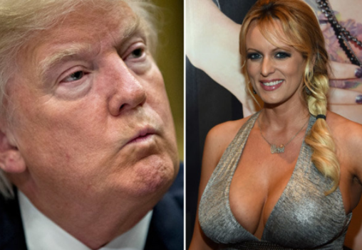 Porn star,?Stormy Daniels sues President Trump over alleged affair and
