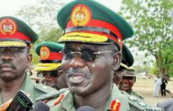 Chief of Army Staff Tukur Buratai debunks claims of Boko Haram