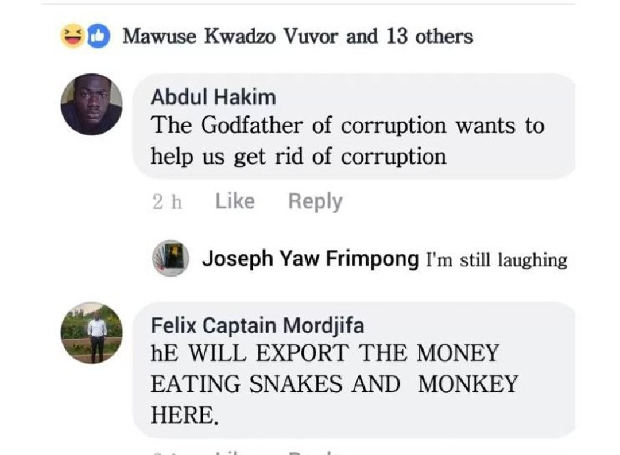 Ghanaians troll President Buhari after he promised to help their president in his fight against corruption