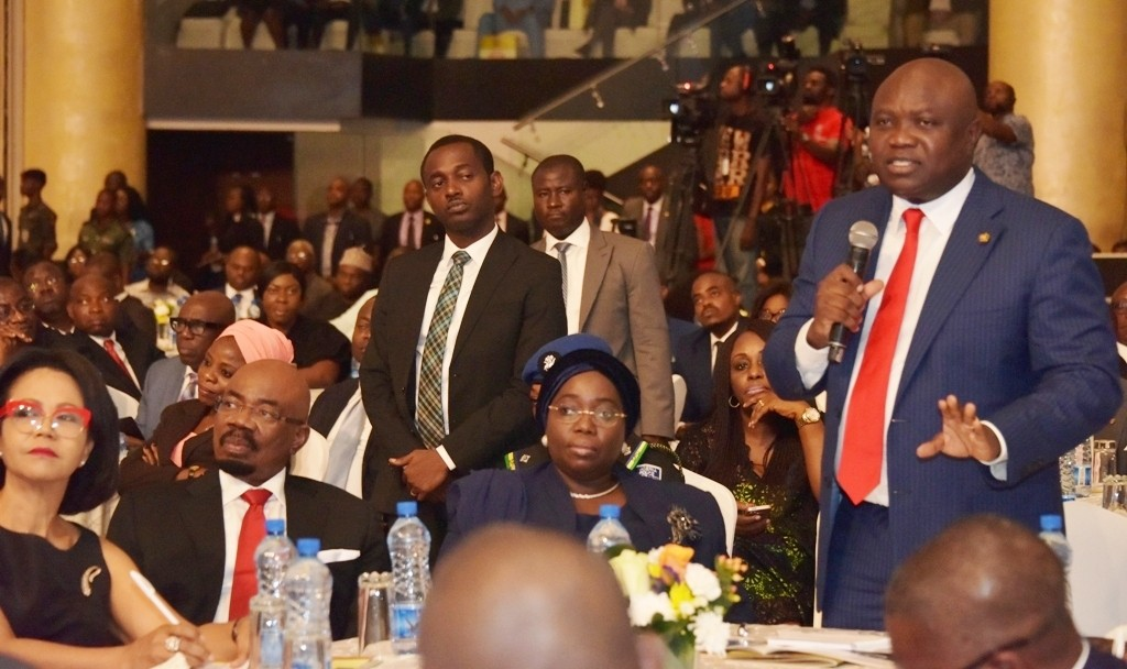 Photos: Gov. Ambode attends