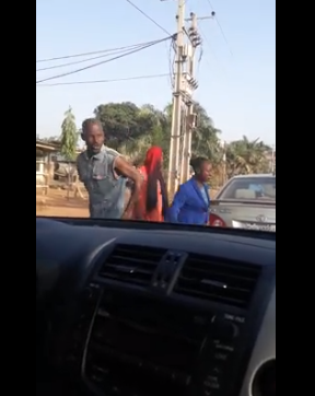 Nigerian lady recounts touching story of how women in traffic stood up for a woman being intimidated by a male commuter in Abuja (video)