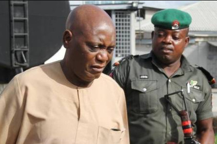 EFCC re-arraigns former Kwara State INEC secretary,?Christian Nwosu on charges of accepting gratification