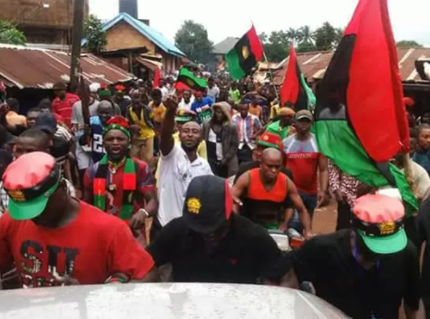 IPOB members threaten to disrupt any public event by?Ohanaeze Ndigbo?on restructuring in the South-East