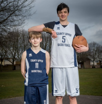 Boy, 16, standing at 7ft 4in hailed as the tallest teenager in the world, and he