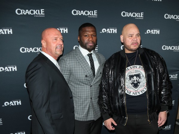 Former enemies Fat Joe and 50 Cent reunite on the red carpet?(Photos)