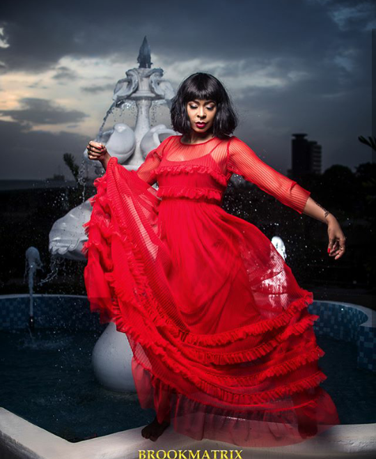 TBoss shares stunning new photos to mark birthday
