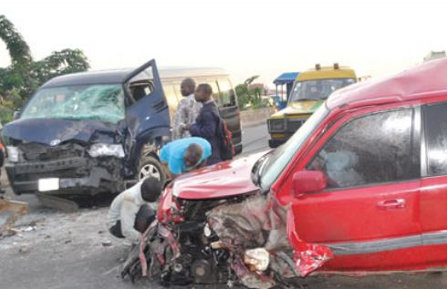 Mother and her two children crushed to death,?father in a coma in Bayelsa car crash