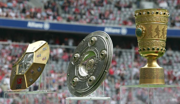 Trophy Fest: As World Cup trophy departs Abuja, Bundesliga trophy arrives