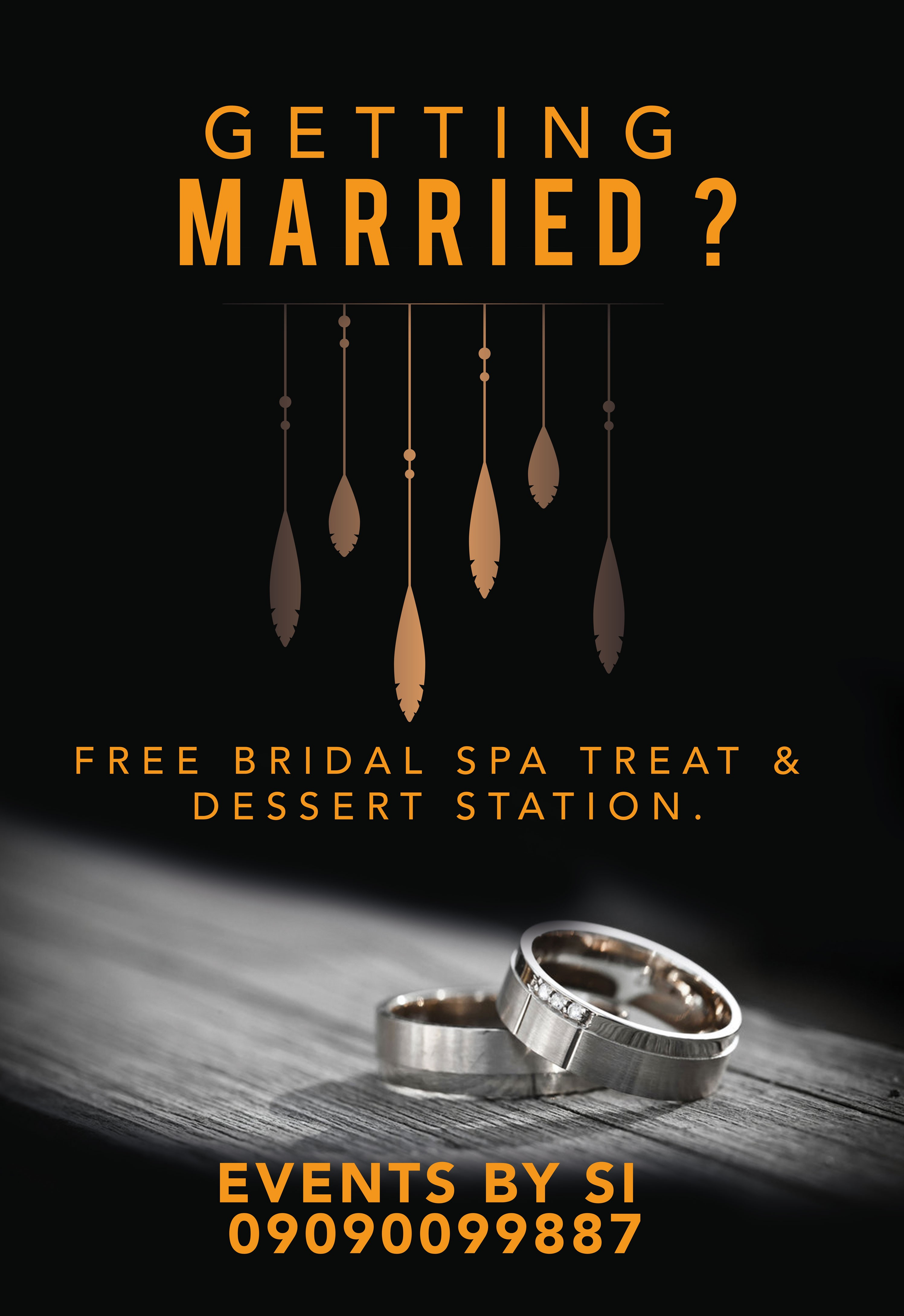 Have your dream wedding on your budget
