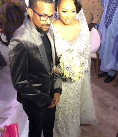 First photos from the second leg of the wedding of Idris, the son of Oyo state governor Abiola Ajimobi and Fatima, daughter of Kano state governor, Abdullahi Ganduje