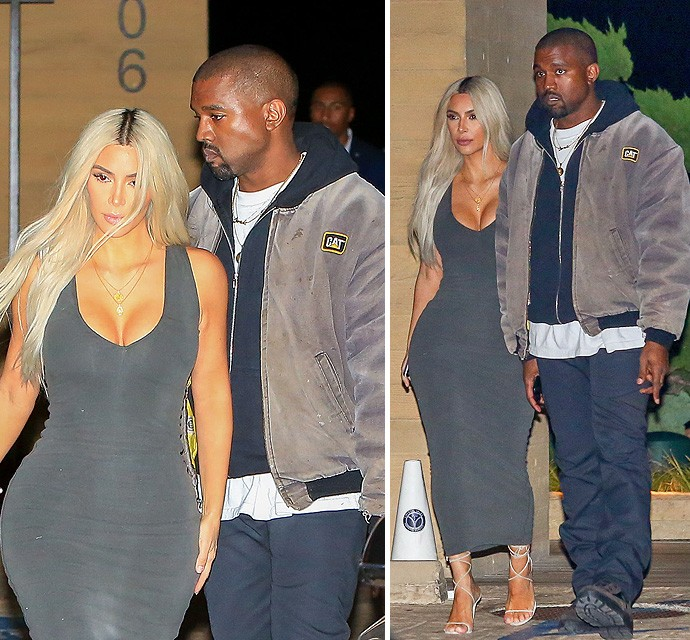 Kim Kardashian ready to dump Kanye West over his moodiness?