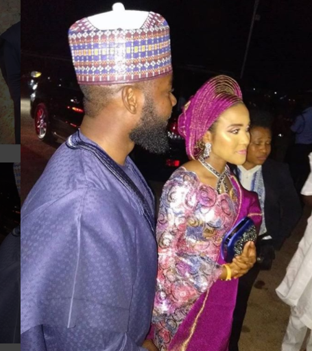 Photos from the pre-wedding dinner of Aliko Dangote
