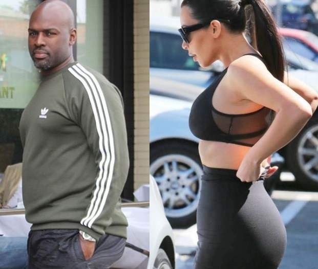 WTF! The butt on Kris Jenner?s boyfriend though. Looks like its the biggest in the Kardashian family (Photos)