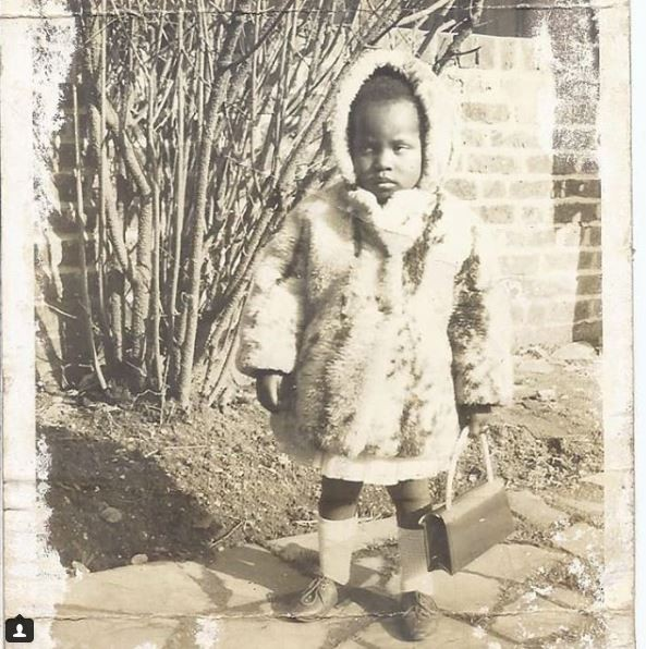 Mo Abudu shares childhood photos as she celebrates her mom on Mother