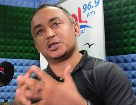 OAP Freeze unveils the official logo for his online church