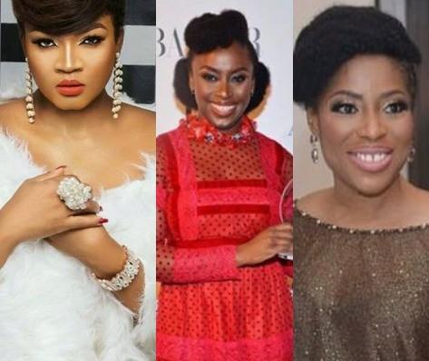 FG congratulates Mo Abudu, Chimamanda Adichie and Omotola over their recent international awards