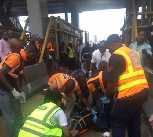 Update: Drunk driver kills 4 people in Lekki tollgate accident