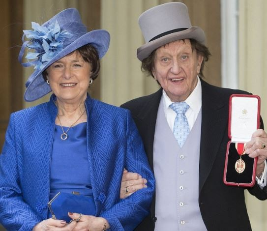 Comedy legend, Sir Ken Dodd dies?just two days after secretly marrying his lover of 40 years