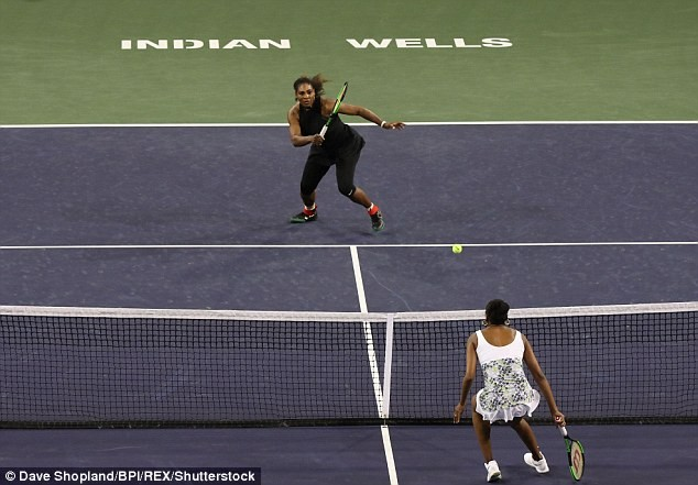 Venus Williams beats sister Serena at BNP Parisbas Open, claims first win in sibling rivalry since 2014