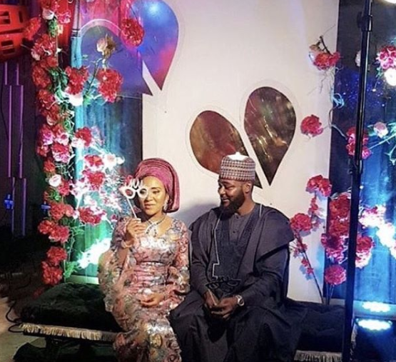 More photos from the pre-wedding dinner of billionaire businessman, Aliko Dangote
