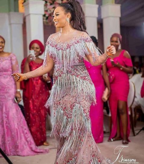 More photos from Fatima Ganduje and Idris Ajimobi
