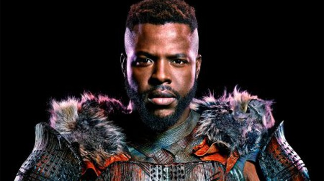Black Panther star Winston Duke