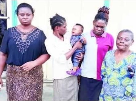 Grandmother arrested for selling newborn baby to former neighbour at?N250,000 in Lagos