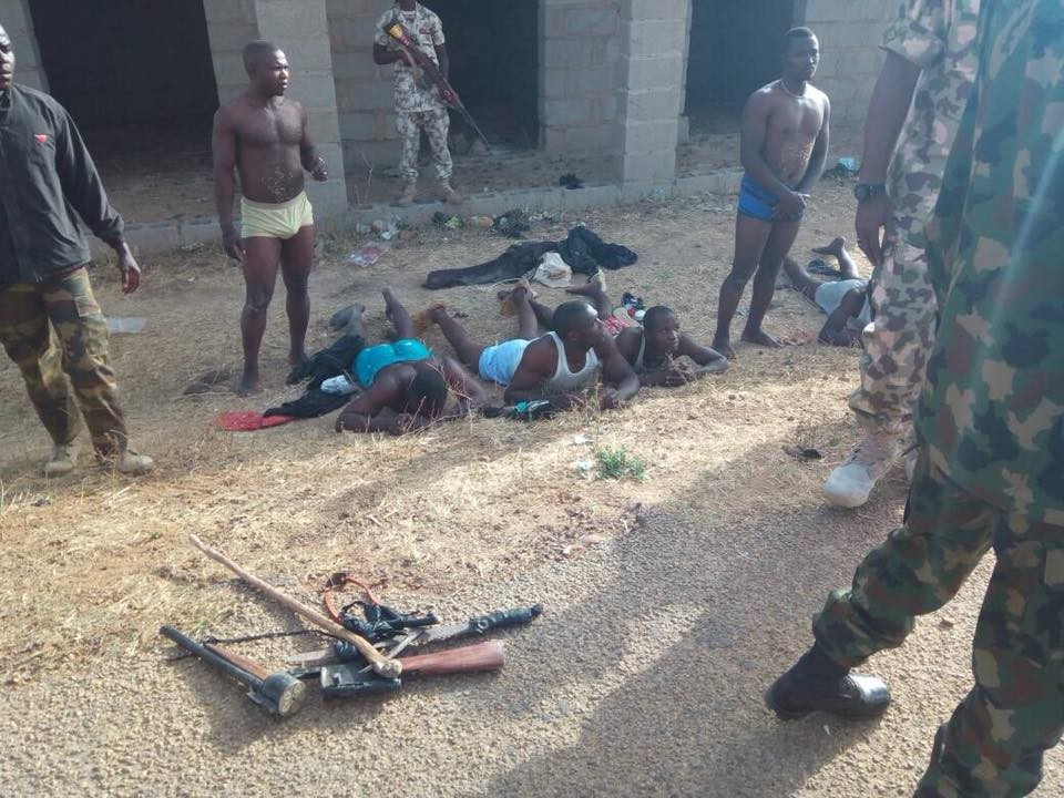 Two soldiers killed in herdsmen attack in Plateau(photos)
