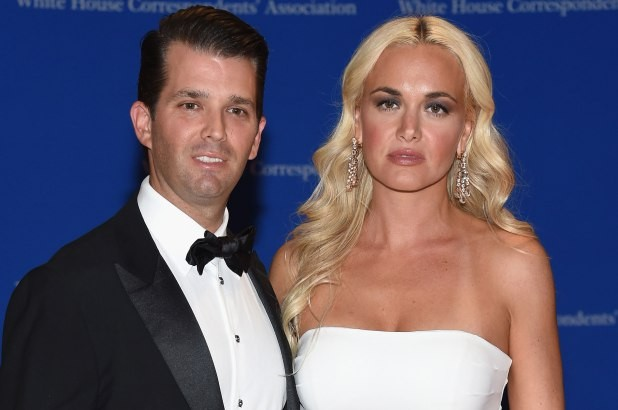 Donald Trump Jr. and wife Vanessa reportedly ?set to divorce?