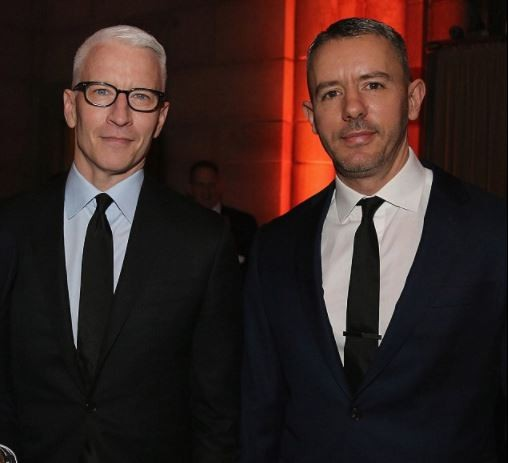 CNN anchor Anderson Cooper splits from his boyfriend of nine years