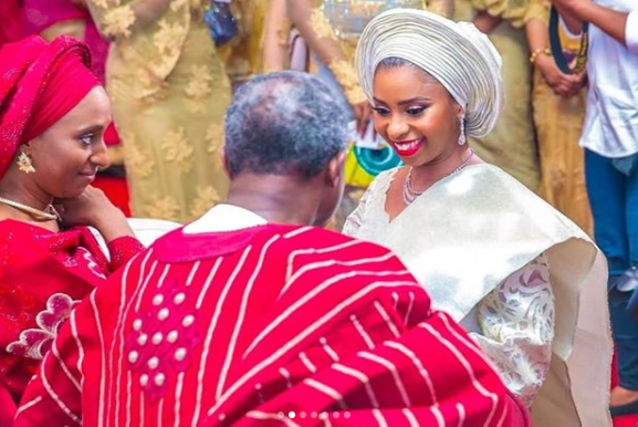 More photos from the wedding engagement of VP Yemi Osinbajo