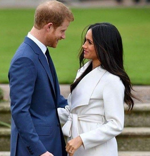 Queen Elizabeth gives formal consent for her grandson Harry to marry Meghan Markle