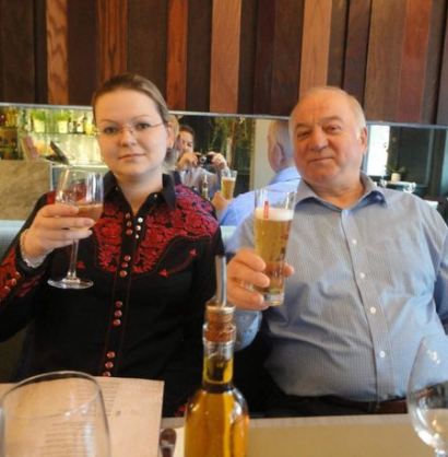 """Deadly Russian spy poison was """"planted in daughter"""