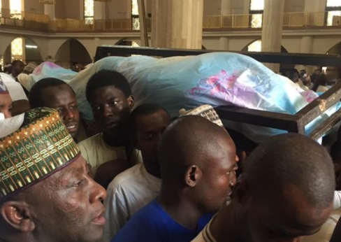 Photos from the burial of Senator Ali Wakili in Abuja