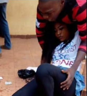 Leg of KSU graduate crushed as they were celebrating after final exam (graphic photo)