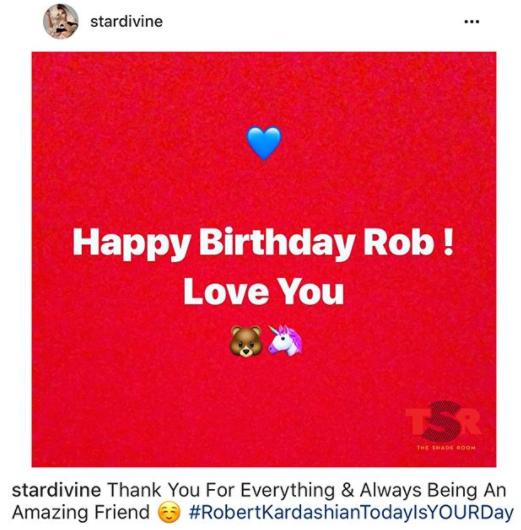 """""""Rob, I love you"""" -Safaree"""