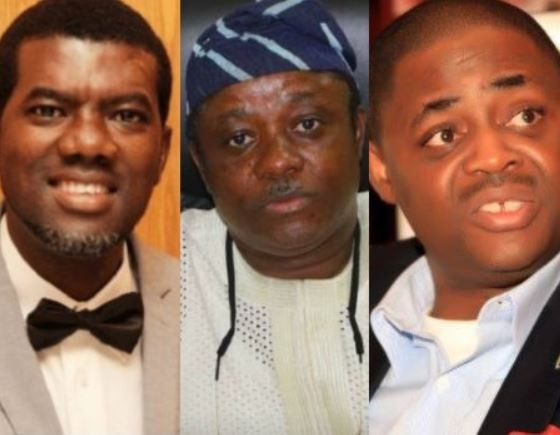Reno Omokri and FFK fed fat on the gullibility and extortion of the country, they shall remain scattered till Nigeria is free of corruption - Otunba Biodun Ajiboye