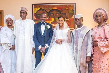 Guests barred from taking photos at the wedding of Osinbajo