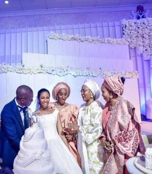 Wow! Dolapo Osinbajo reveals she made her daughter
