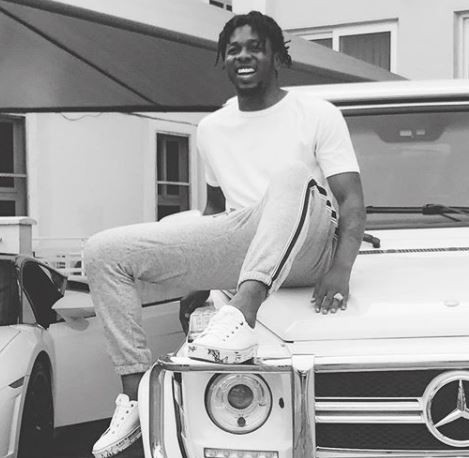 Breaking News: Federal High Court slams Runtown with an Interim injunction over breach of contract (Photos)