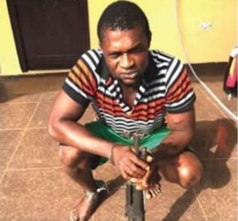 """ I am now a born-again Christian, I regret lying against Prince Kazeem Eletu-Odibo, other top personalities""??- arrested assassin, Ade Lawyer"