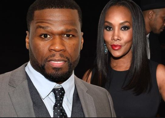 50 Cent reacts after his ex Vivica A. Fox described their sex life as
