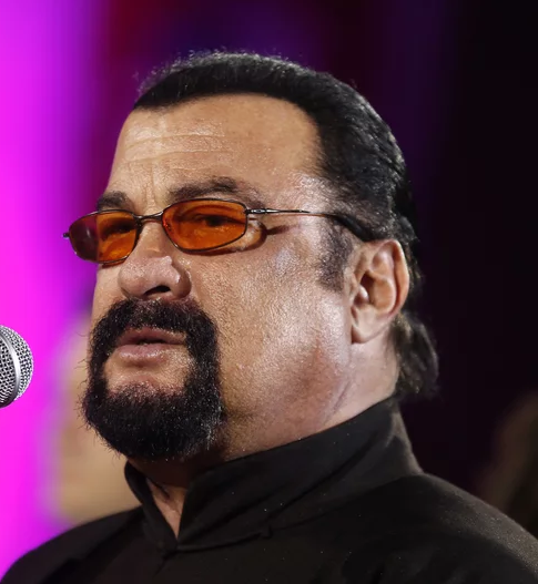 """He raped me, robbed my virginity at fake movie wrap party"": Steven Seagal accuser claims"