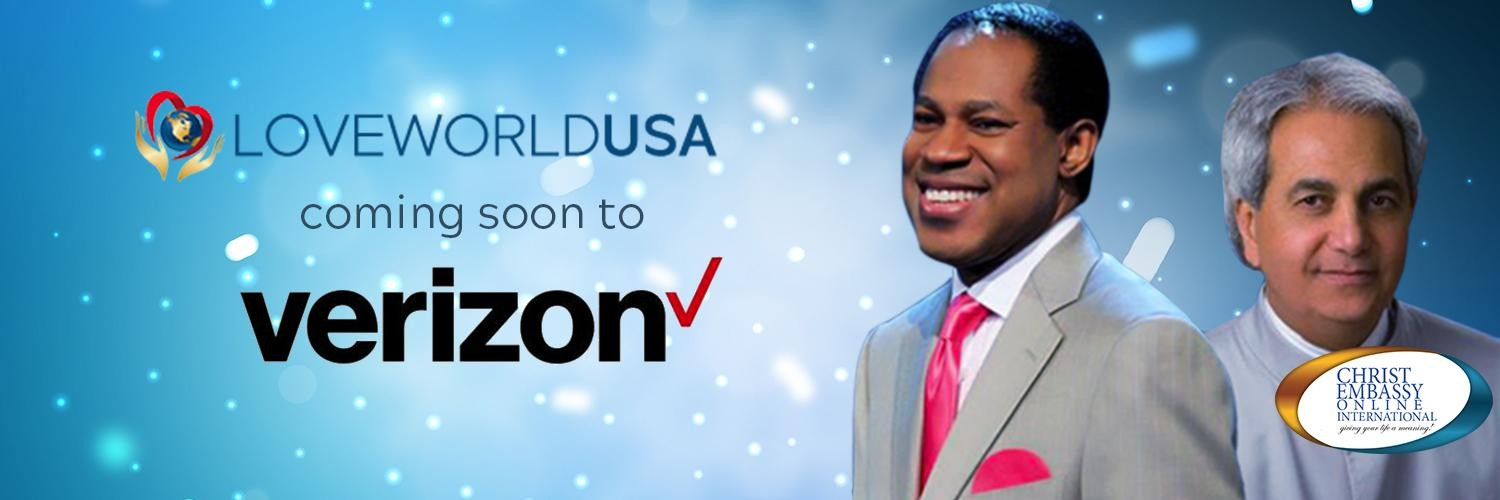 Christ Embassy founder Pastor Chris Oyakhilome has good news for LoveWorld USA TV Viewers