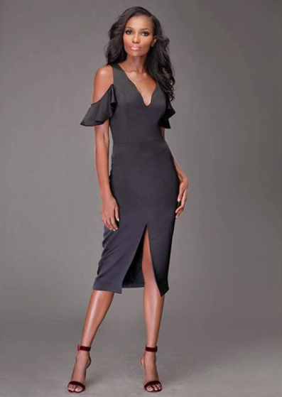 Beautiful new photos of former Miss World, Agbani Darego-Danjuma